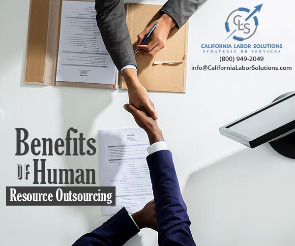 5 Reasons You Should Consider Human Resource Outsourcing